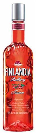 Finlandia Vodka Redberry